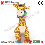 High Quality Plush Stuffed Animal Soft Baby Giraffe Toy