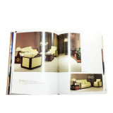 Hard Cover Customized Printed Catalogue for Furniture