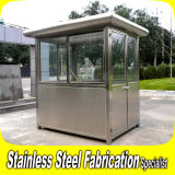Customized Portable Stainless Steel Security Kiosk