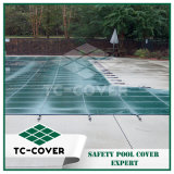 Plastic Swimming Pool Safety Mesh Cover