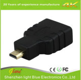 Wholesale Gold Plated Micro HDMI Adapter