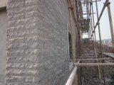 Blue Limestone Mushroom Wall Stone Tile