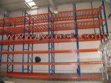 Heavy Duty Wire Mesh Deck Rack