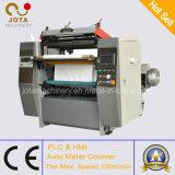 NCR Paper Slitting and Rewinding Machine