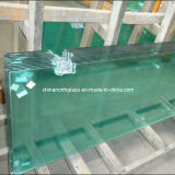 3/4/5/6/8/10/12/15/19mmclear Tempered Glass for Building and Furniture with ISO and CCC