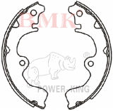 Good Price Brake Shoe (K2287) for Toyota