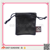 Soft Touch and Safe Used 100%Microfiber Jewell Bag with Logo (DH-M0030)