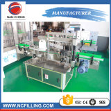 China Factory Automatic Round Bottle Sticker Labeling Machine