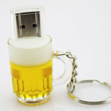 Beer Promotional Gift Beer Mug USB Drive 8GB