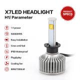 H1 6000k 40W CREE 3600lumens LED Headlight Bulbs for Cars