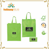 Recycle Custom Printed Promotional Foldable Non Woven Bag