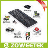 Russian Wireless Keyboard Mini Keyboard-Zw-52006 (MWK06)