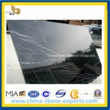 New Nero Marquina Marble Slab for Flooring /Walling (YY -MS003)