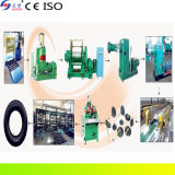 Environmental Butyl Motorcylce Inner Tube Making Line with CE, ISO