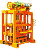 2014 Hot Sale in India Zcjk Qtj4-40 Block Machine