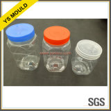 Plastic Honey Can with Lid Mould