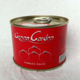 Canned Food- Tomato Paste