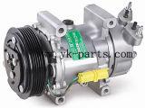 Auto AC Compressor 6V12 for Peugeot Citroen
