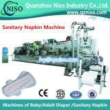 China Semi-Automatic Sanitary Pad Machine Manufacture (HY400)
