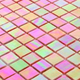 Wholesale Building Material Kitchen Backsplash Stained Glass Mosaic