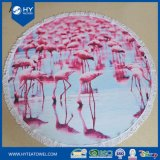 Custom Printed Round Beach Towel
