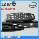 Dm800HD Se SIM A8p Card Sharing Decoder Dreambox 800HD Se A8p SIM Satellite Receiver Dm800se SIM A8p Original