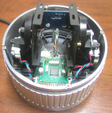 Indoor Dome Security CCTV (J-DP-8124)