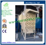 Ccaf Cartridge Dust Collector for Battery Plants