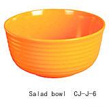 100% Melamine Dinnerware/Salad Bowl