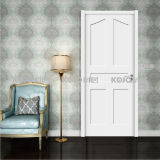 No Formaldehyde Wood Plastic Composite Decorative Interior Painting Door (YM-054)