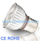 E27/MR16/GU10/E14/Gu5.3 4W CE RoHS LED Spot Light