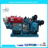 Ship Use W Type Diesel Engine Marine Air Compressor Sets