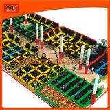 Large Commercial Indoor Trampoline Park for Sale