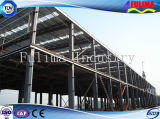 Prefabricated Steel Structure for Workshop/Warehouse (SSW-005)