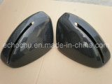 Carbon Fiber Car Accessories: Grille, Fender, Door Mirror Covers, Handle Covers, License Plate Frame, Gauge Pod Cover, Bellows, Interior Trims, etc