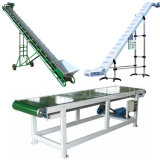 Flexible Design Belt Conveyer for Bulk Material Handling