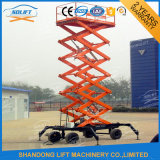 Electric Mobile Lift Table with CE