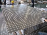Aluminum Tread Plate for Flooring&Aluminum Checkered Plate (small 5-bar, bright)