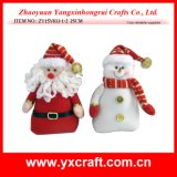Christmas Decoration (ZY15Y033-1-2) Christmas Doll