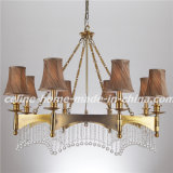 Antique Pendant Lamp Chandelier with 8 LED Bulb (SL2086-8)