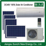 Low Power 100% DC48V Hotel Using Air Conditioners Solar Energy
