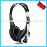 Multimedia Computer Headphone Stereo Headphone with Microphone