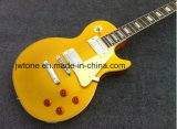 Metallic Sparkle Gold Hh Pickups Quality Les Lp Standard Electric Guitar All Color Available