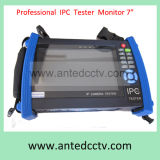Professional Portable Multi-Function CCTV Tester for Onvif IP Camera, Video Analog Camera with Poe