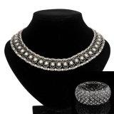 Glory Diamond with Chain Necklace (XJW13368)