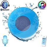 High Quality Waterproof Bluetooth Shower Speaker