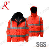 Safety Jacket with 3m Reflective Tape (QF-509)
