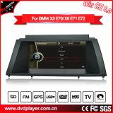 Windows Ce Car Radio GPS DVD Navigation for BMW X5/X6 Hualingan