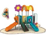 2014 Hot Selling Outdoor Playground Slide with GS and TUV Certificate (QQ12029-3)