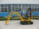 Crawler Excavator with Cabin (CT18-7B)